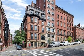 Boston real estate for sale in Beacon Hill